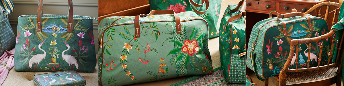 NEW: Travel bags & beauty cases