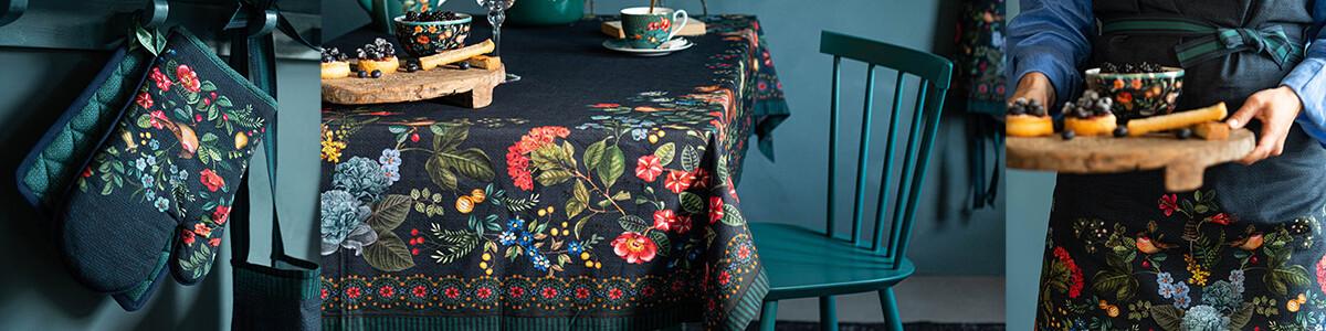 Table & Kitchen Textiles