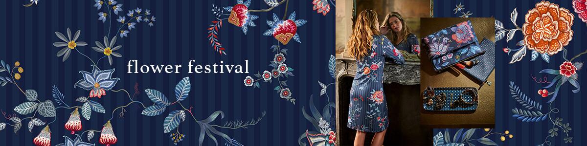 DESSIN: Flower Festival