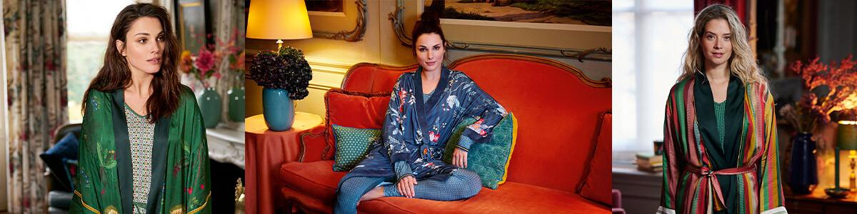Kimono's & Hausmäntel