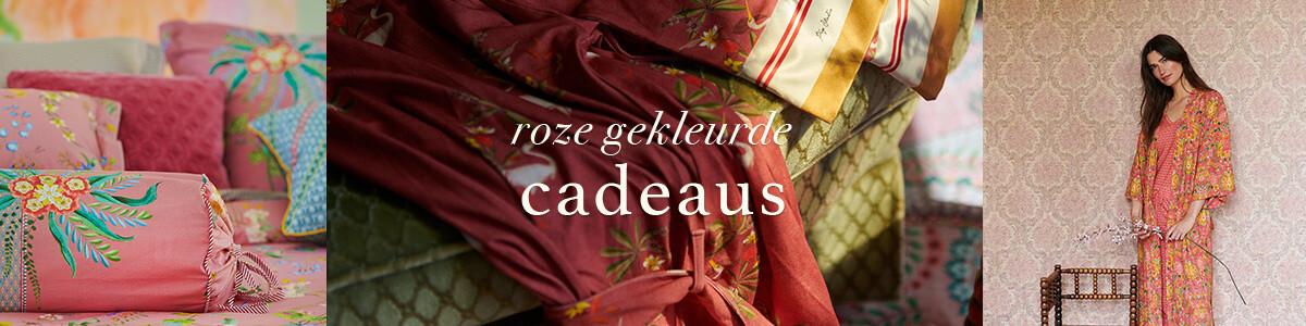 25x Roze gekleurde cadeaus