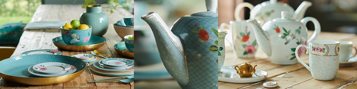 Coffee & Tea Porcelain