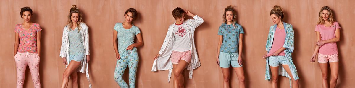 Nachtmode & Loungewear