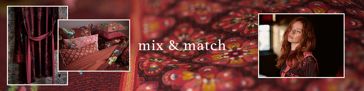 Mix & Match Homewear and Bed