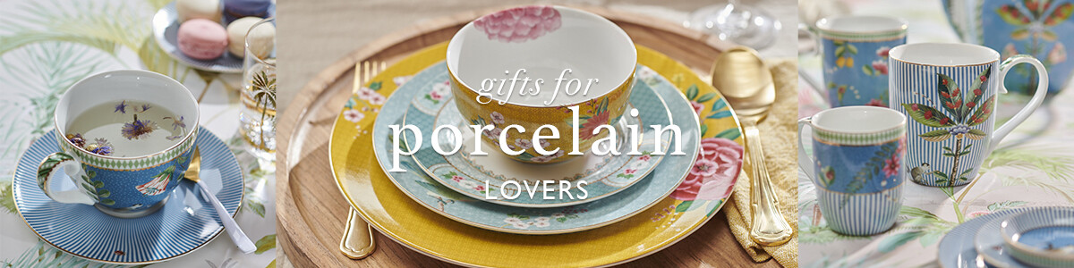 Gifts for porcelain lovers