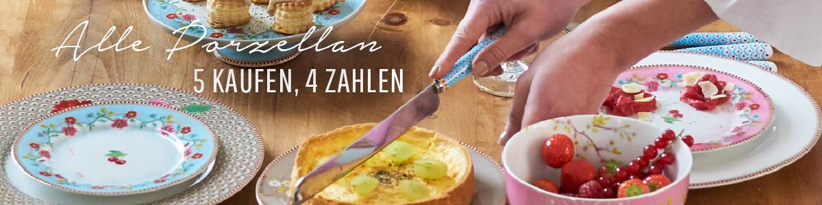 Porzellan & Essen