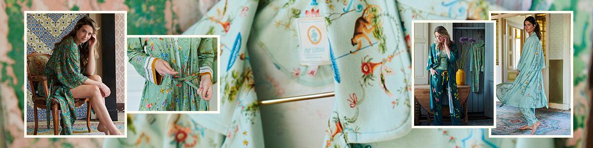 Kimono's & Nightdresses