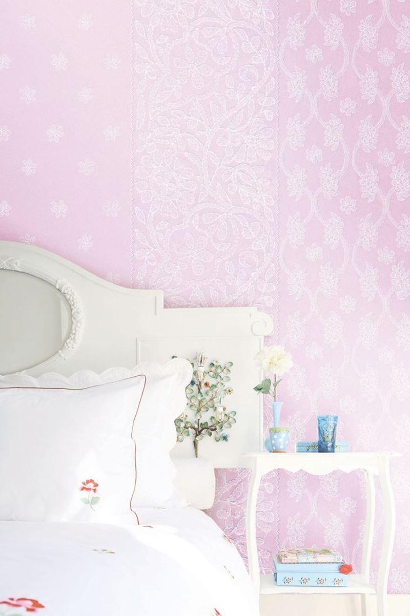Color Relation Product Pip Studio Sari Wallpower rosa