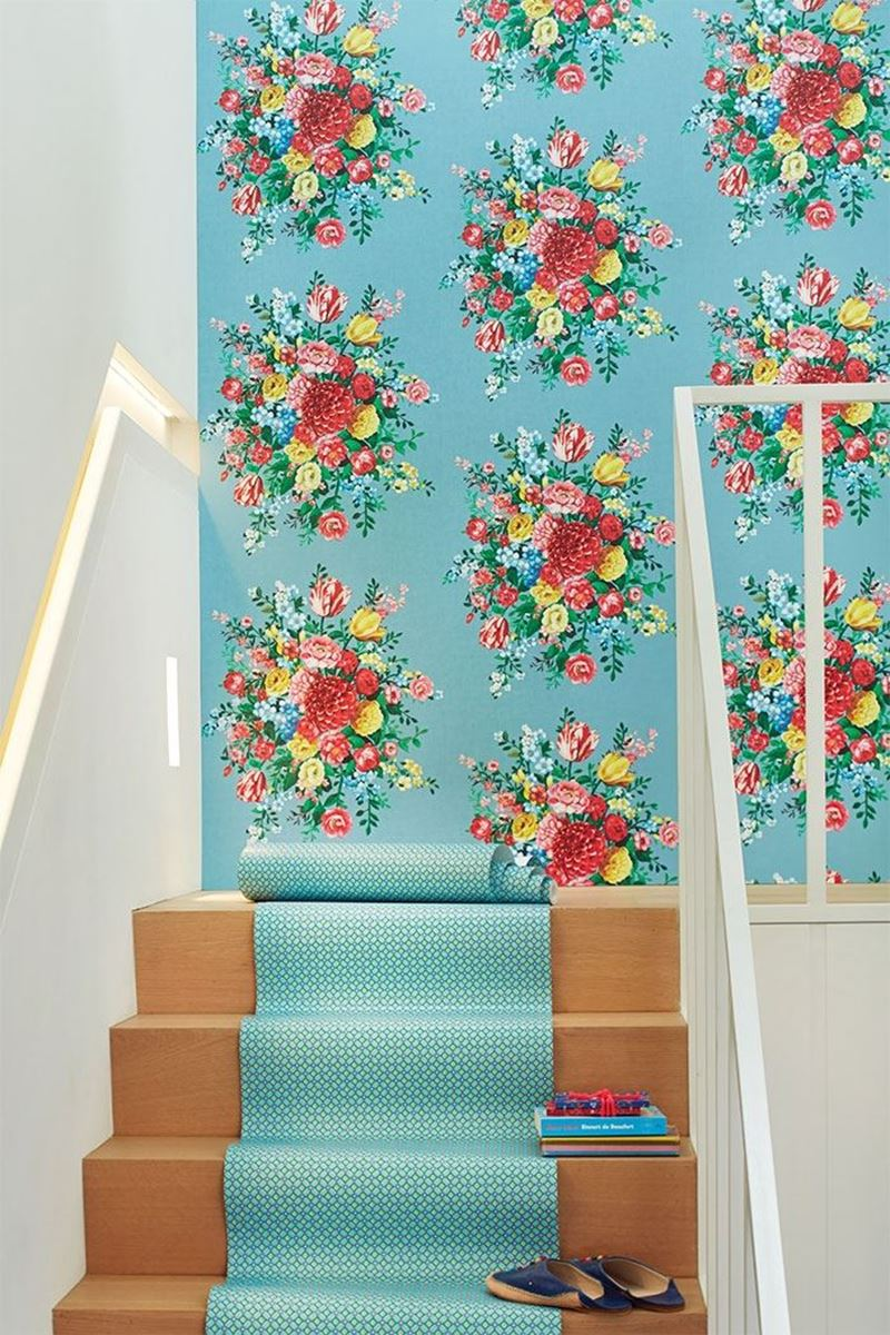 Color Relation Product Pip Studio Dutch Painters Wallpaper Light Blue