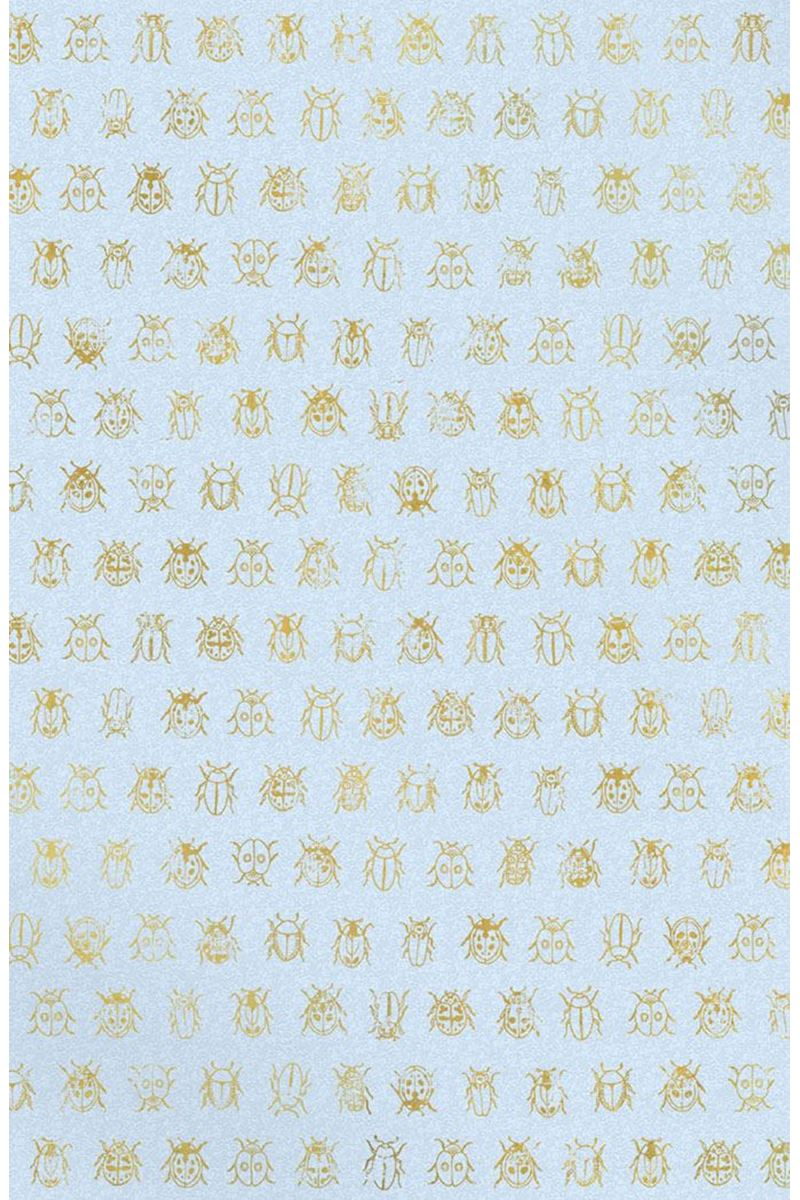 Color Relation Product Pip Studio Lady Bug Wallpaper Light Blue