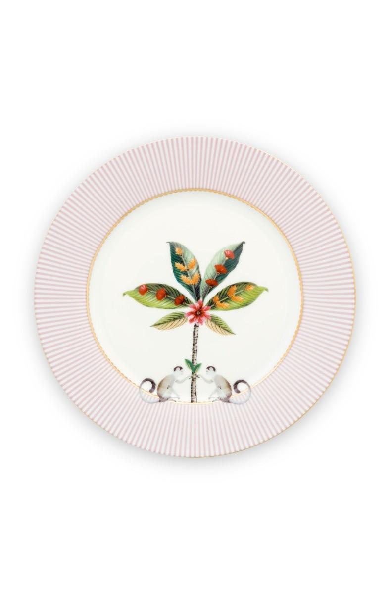 Color Relation Product La Majorelle Frühstücksteller Rosa 21 cm