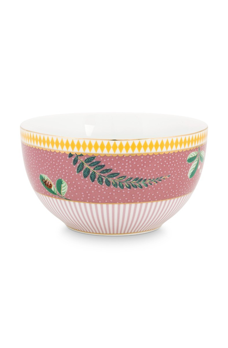 Color Relation Product La Majorelle Bowl Pink 12 cm