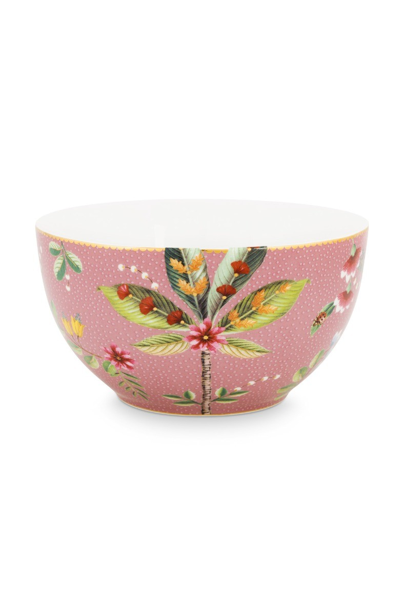 Color Relation Product La Majorelle Bowl Pink 15 cm