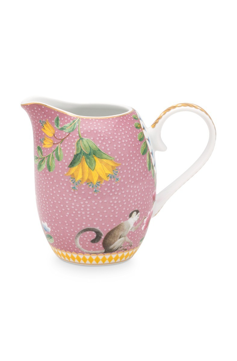 Color Relation Product La Majorelle Milk Jug Small Pink