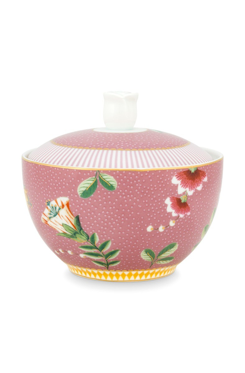 Color Relation Product La Majorelle Sugar Bowl Pink