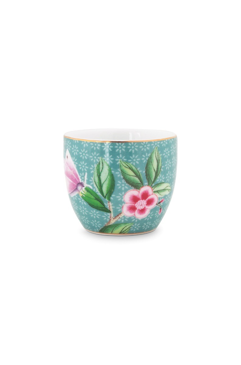 Color Relation Product Blushing birds Egg Cup blue
