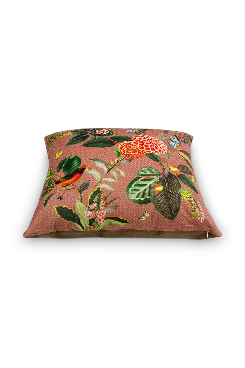 Color Relation Product Cushion Floris Pink