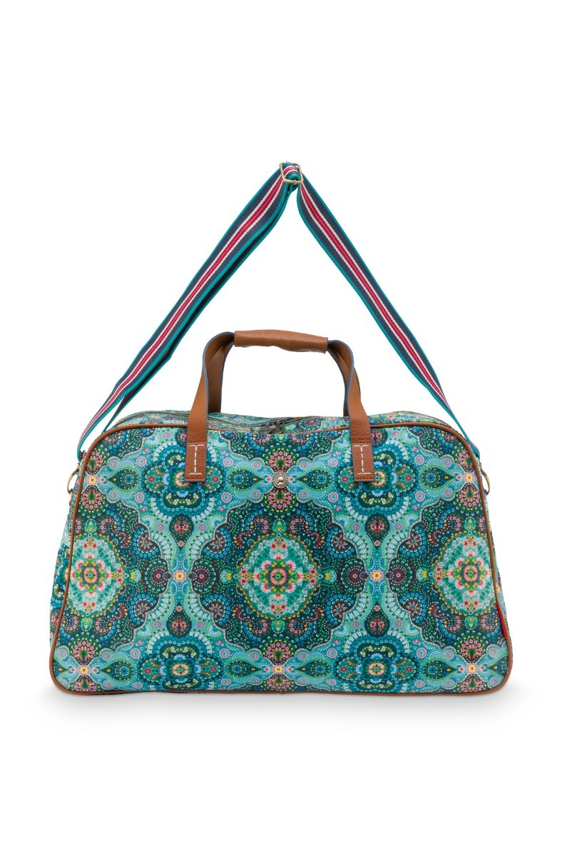 Color Relation Product Travelbag Medium Moon Delight Blue