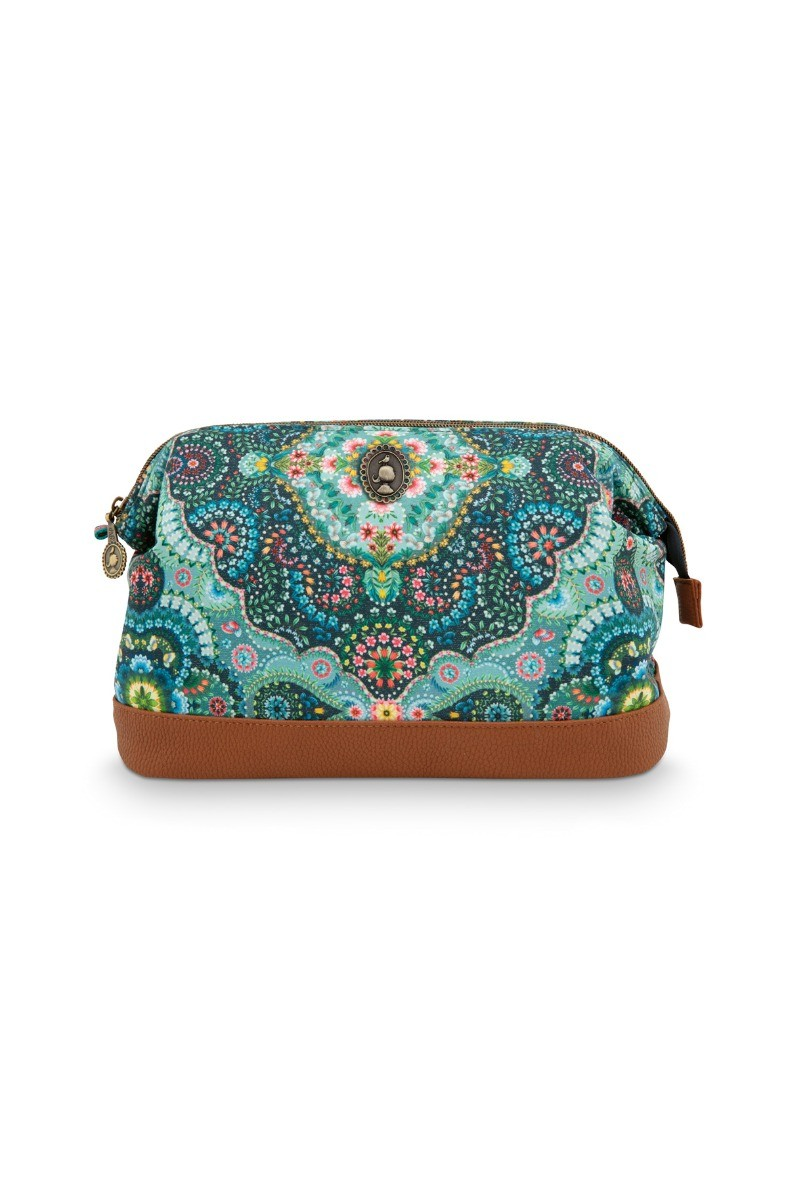 Color Relation Product Kosmetiktasche Gross Moon Delight Blau