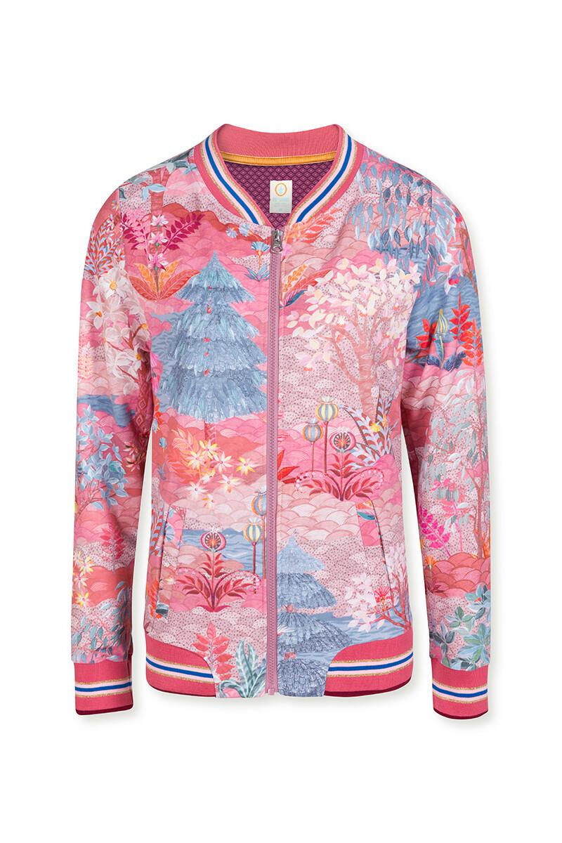 Color Relation Product Jacke Pip Garden Big Rosa