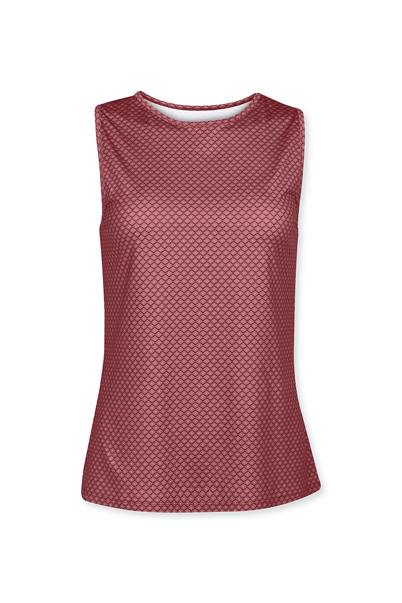 Color Relation Product Sport Top Lace Flower Red