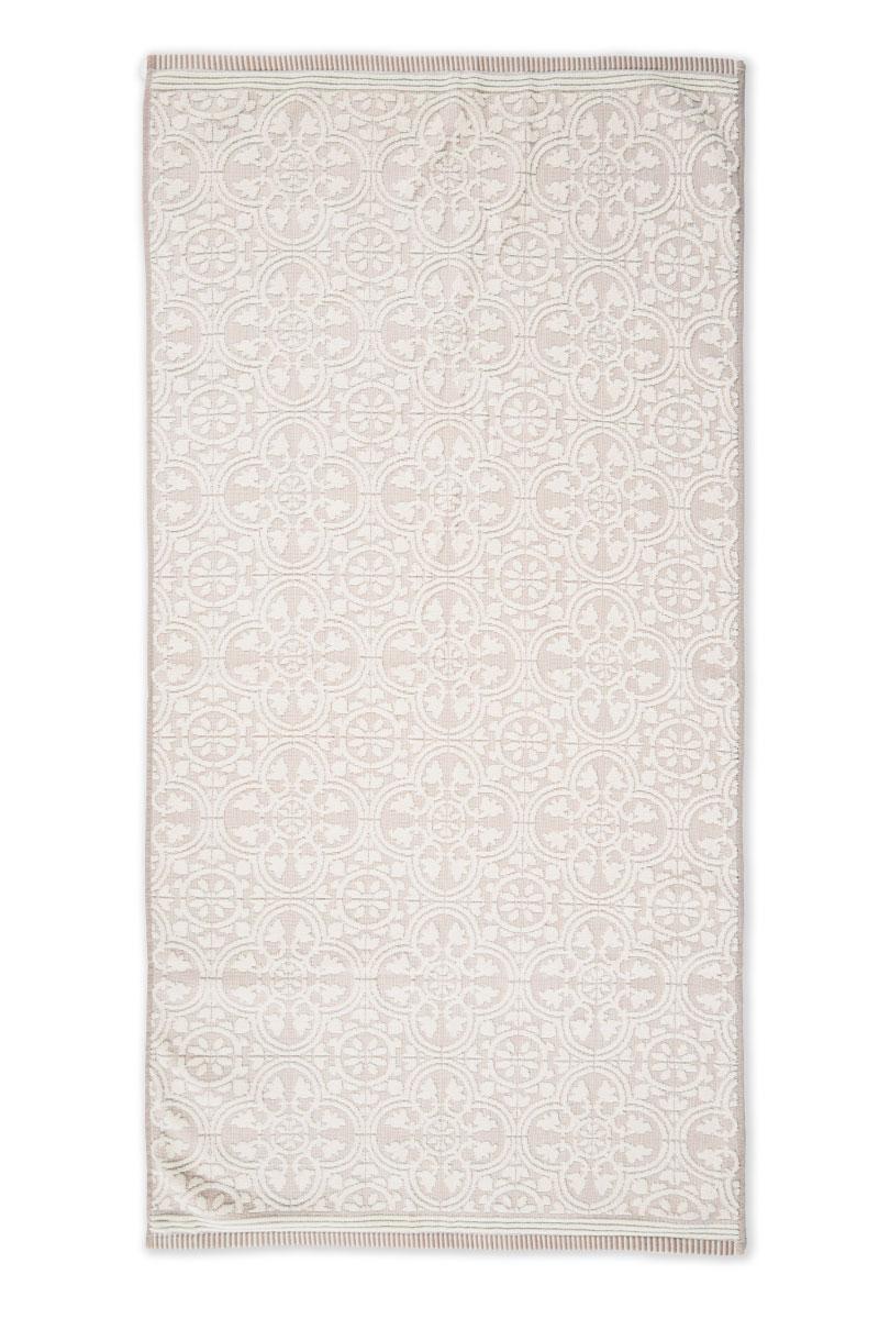 Color Relation Product XL Duschlaken Tile de Pip Khaki 70x140 cm