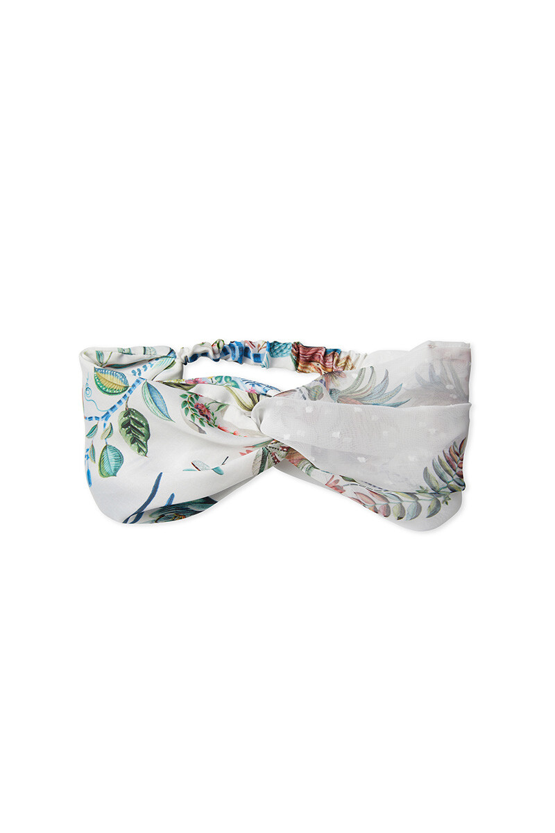 Color Relation Product Head Band Cocoloco/Curiosities White
