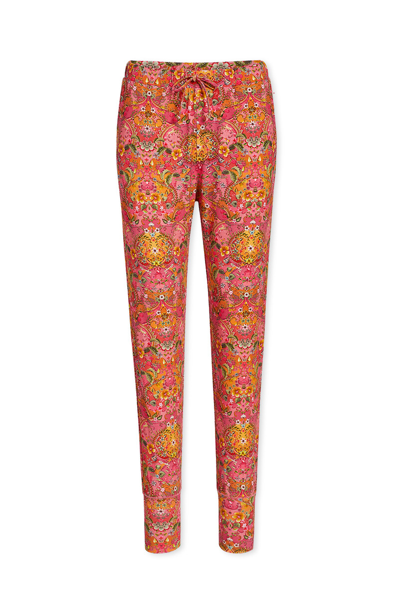 Color Relation Product Lange Broek Pippadour Roze