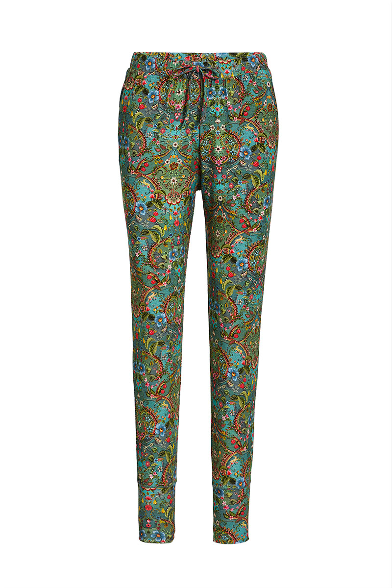 Color Relation Product Lange Broek Pippadour Groen