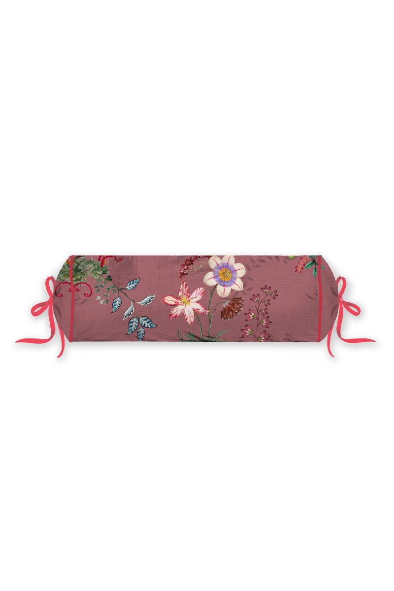Color Relation Product Rolkussen Chinese Porcelain Roze