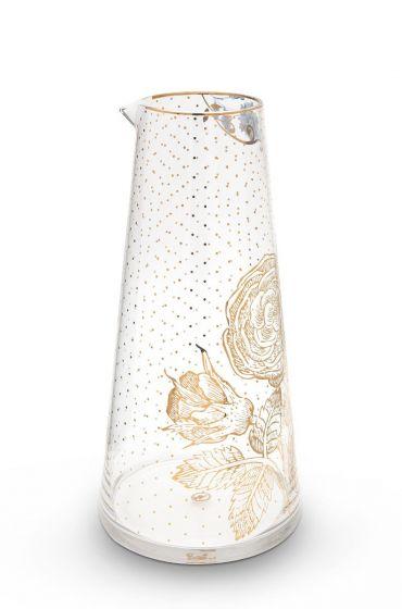 Royal pitcher Golden Flower