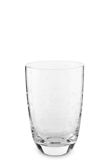 Basics Longdrinkglas Etching