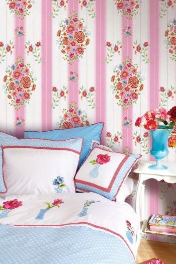 wallpower-non-woven-flowers-pink-pip-studio-embroidery