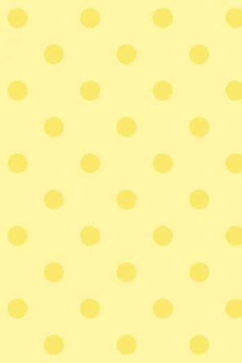wallpaper-non-woven-flowers-yellow-pip-studio-dots