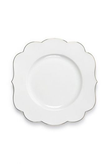 Royal White breakfast plate 23,5 cm