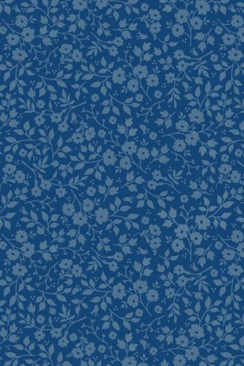 wallpaper-non-woven-flowers-dark-blue-pip-studio-lovely-branches