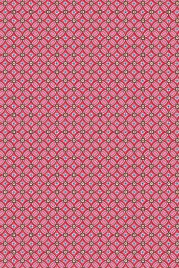 tapete-vliestapete-blumen-rot-pip-studio-geometric