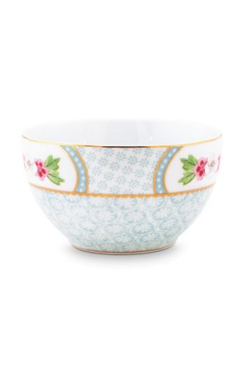 Blushing Birds Star Flower Bowl white 9.5 cm