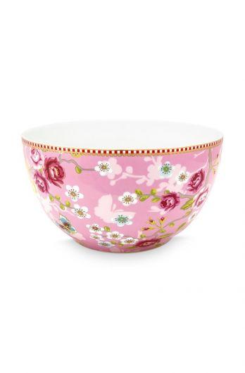 Early Bird Bowl Chinese Rose Pink 18 cm