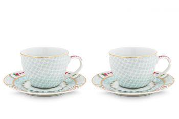 espresso-tasse-&-undertasse-eindstellen-von-2-weiß-botanische-drunken-blushing-birds-pip-studio-280-ml