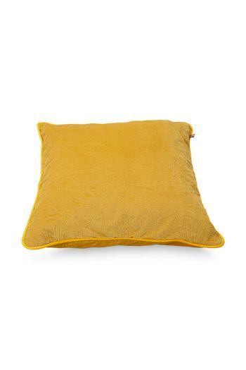 Kissen-quilted-gelb-quadratisch-50x50-cm