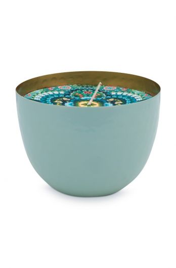 metal-candle-blue-blushing-birds-golden-details-pip-studio-11-cm