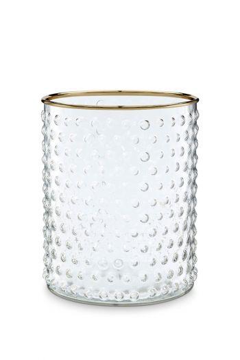 Glas-teelichthalter-goldener-rand-wohn-accessoires-pip-studio-13x17-cm