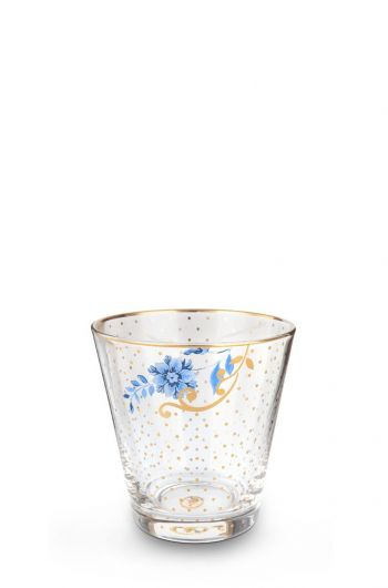 Royal water glass Golden Dots