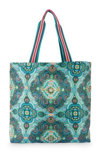 Foldable Bag Moon Delight Blue