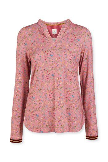Top-lange-ärmeln-blumen-drucken-rosa-petites-fleurs-pip-studio-xs-s-m-l-xl-xxl