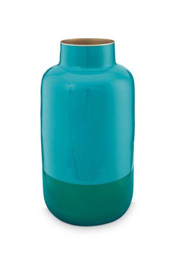 Vase-zweifarbig-groen-pip-studio-29-cm