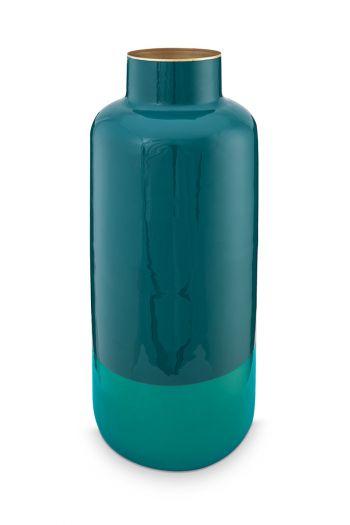 Vase-zweifarbig-groen-pip-studio-40-cm