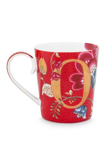 Letter-mug-red-blushing-birds-O-pip-studio
