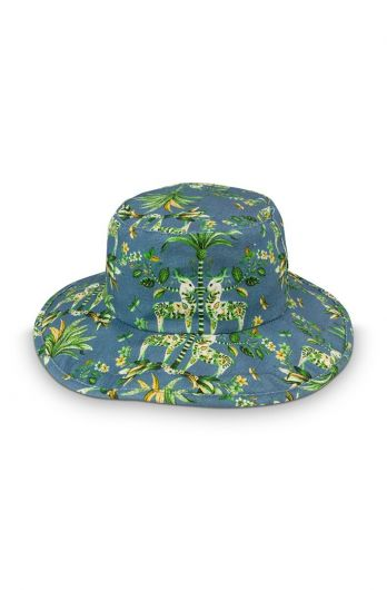 asther-sun-hat-tropic-twins-blauw-pip-studio